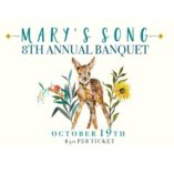 Mary's Song Banquet